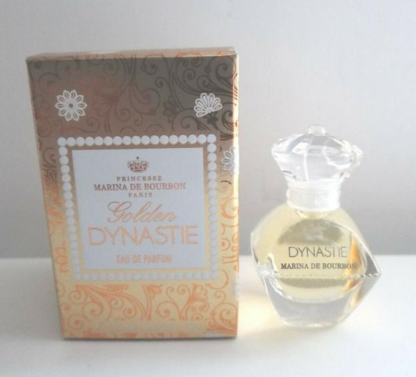 Парфюмерная вода 7.5 мл Princesse Marina De Bourbon Golden Dynastie