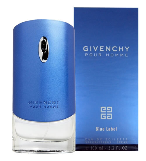 Туалетная вода 100 мл Givenchy Givenchy Pour Homme Blue Label
