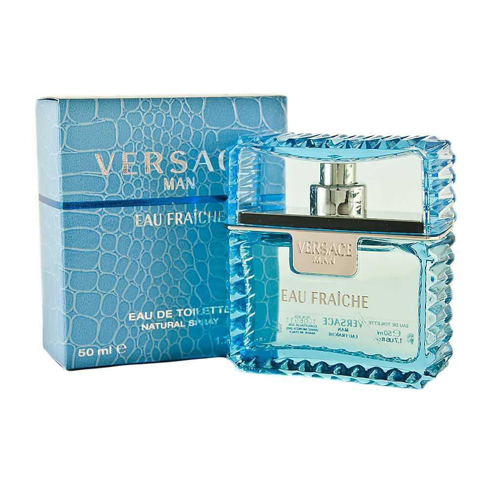 Туалетная вода 50 мл Versace Versace Man Eau Fraiche