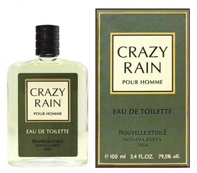 Туалетная вода (без спрея) 100 мл Nouvelle Etoile Crazy Rain