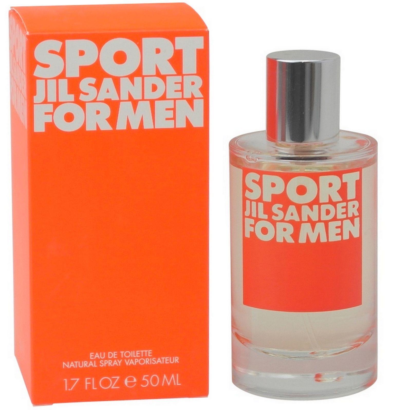 Туалетная вода 50 мл Jil Sander Sport For Men
