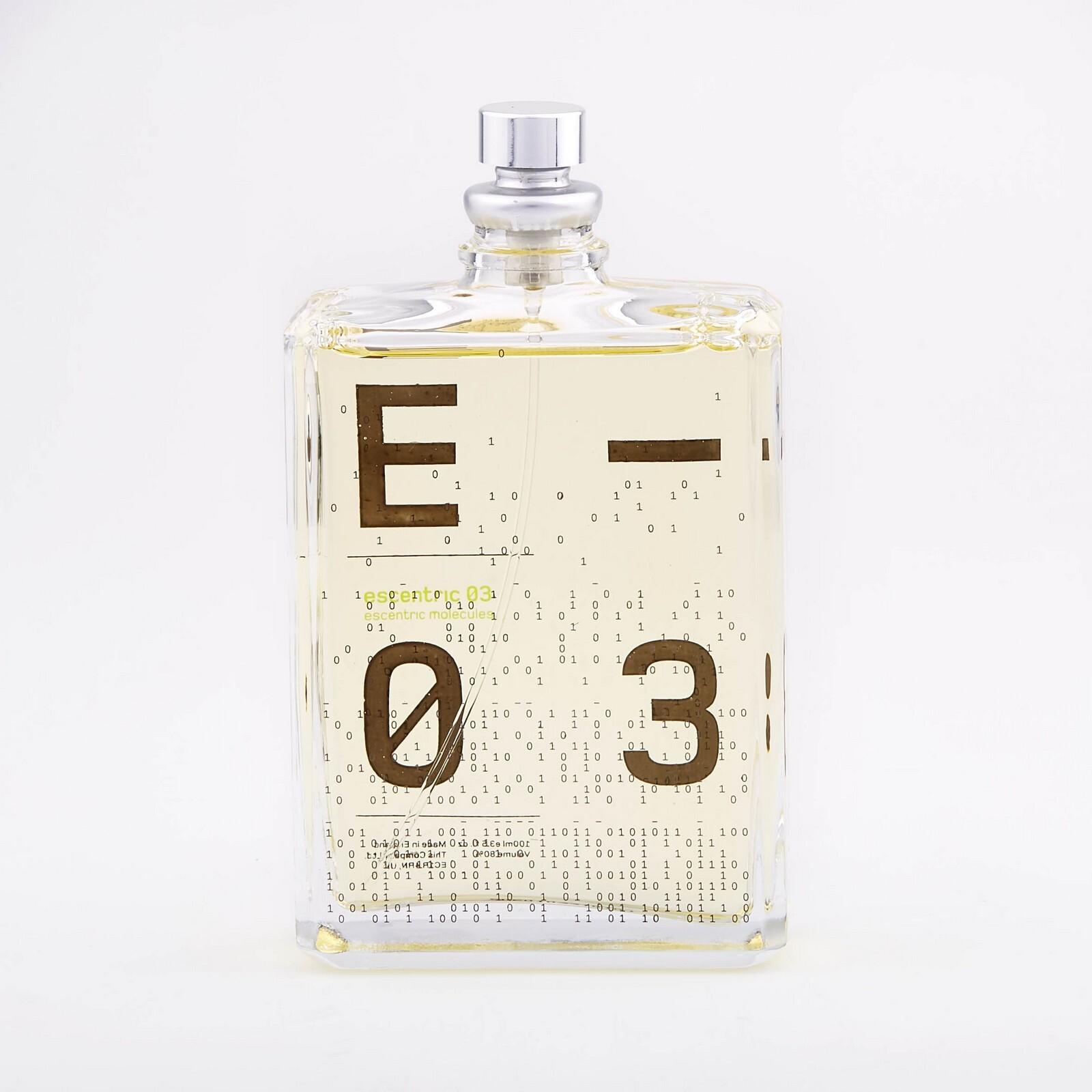 Туалетная вода (тестер) 100 мл Escentric Molecules Escentric 03
