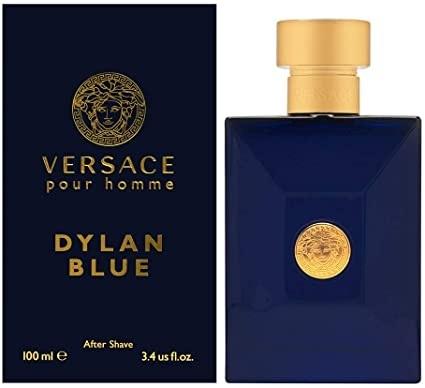 Лосьон после бритья 100 мл Versace Versace Pour Homme Dylan Blue
