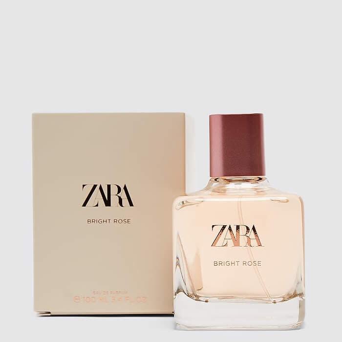 Zara Bright Rose Eau de Parfum