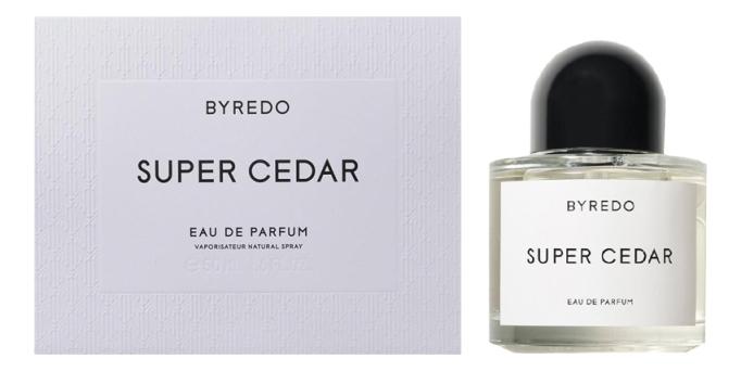 Парфюмерная вода 50 мл Byredo Super Cedar