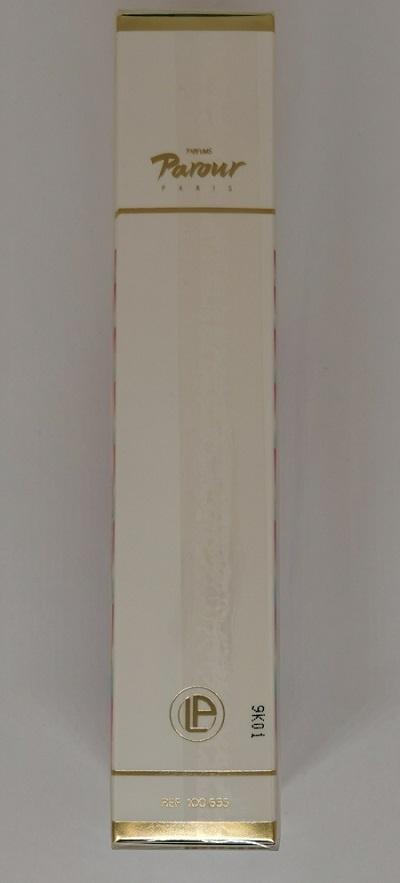 Туалетная вода 100 мл Lomani Elitis - фото батч-кода на коробке