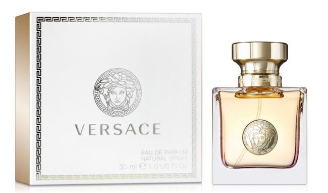 Парфюмерная вода 30 мл Versace Versace