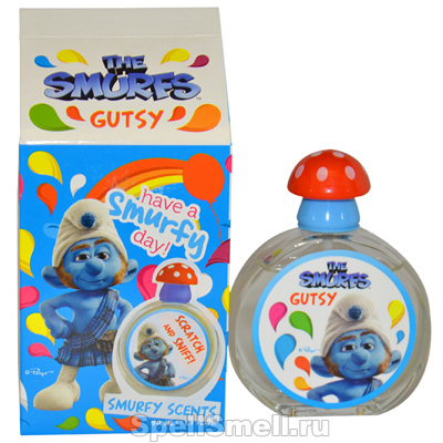 Smurfs The Smurfs Gutsy