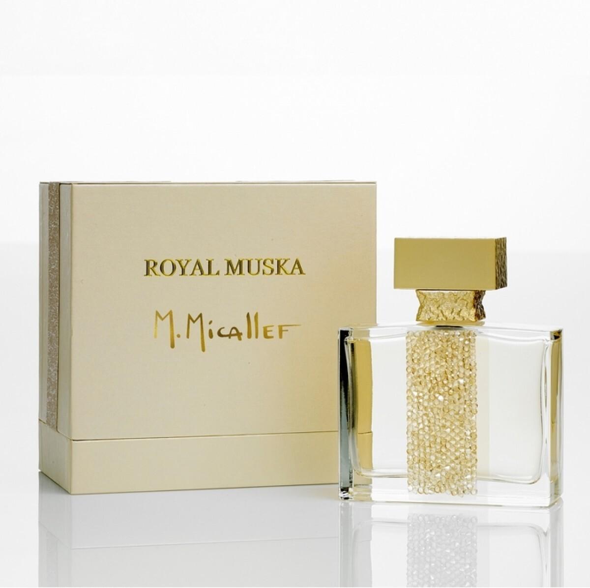 Парфюмерная вода 100 мл M.Micallef Royal Muska