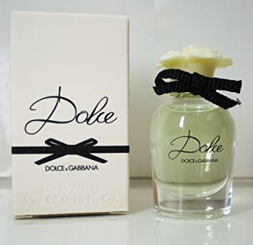 Парфюмерная вода 5 мл Dolce & Gabbana Dolce