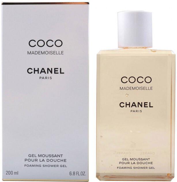 Гель для душа 200 мл Chanel Coco Mademoiselle