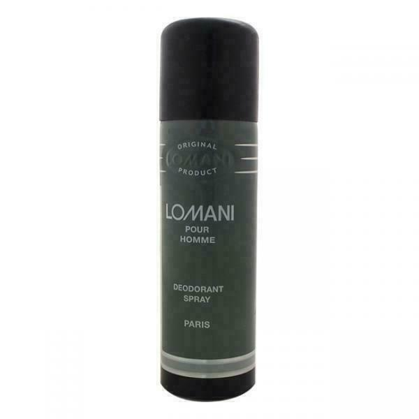 Дезодорант-спрей 200 мл Lomani Pour Homme