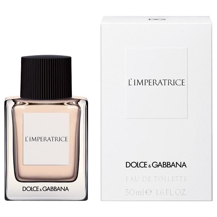 Туалетная вода 50 мл Dolce & Gabbana DG Anthology L Imperatrice 3