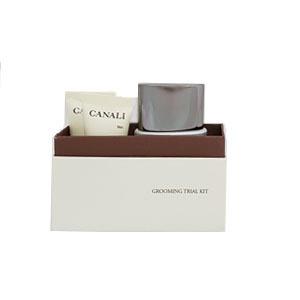 Набор (туалетная вода 50 мл + гель для душа 15 мл + лосьон после бритья 15 мл) Canali Canali Men
