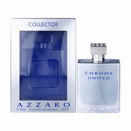 Azzaro Chrome United Collector Edition