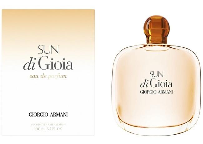 Парфюмерная вода 100 мл Giorgio Armani Sun di Gioia