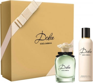 Набор (парфюмерная вода 50 мл + лосьон для тела 100 мл) Dolce & Gabbana Dolce
