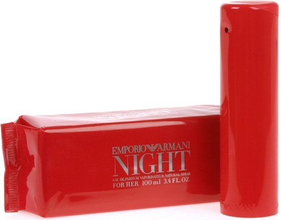 Парфюмерная вода 100 мл Giorgio Armani Night for Her