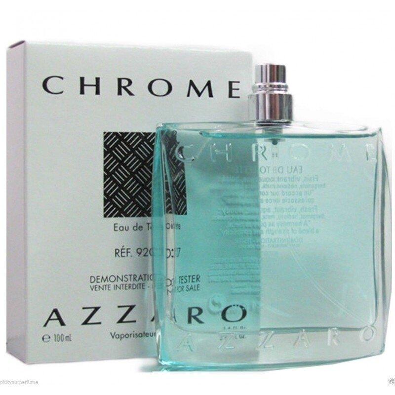 Туалетная вода (тестер) 100 мл Azzaro Chrome