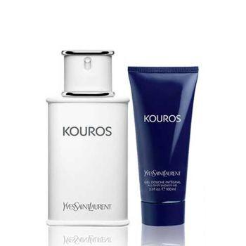 Набор (туалетная вода 100 мл + гель для душа 100 мл) Yves Saint Laurent Kouros