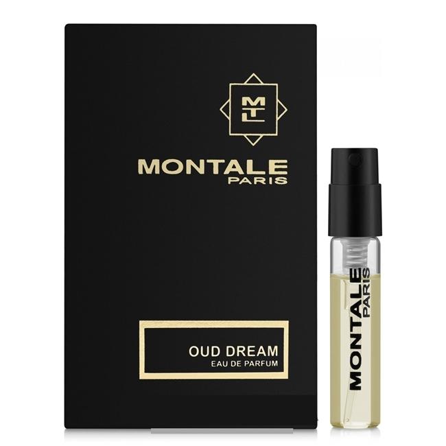 Парфюмерная вода 2 мл Montale Oud Dream