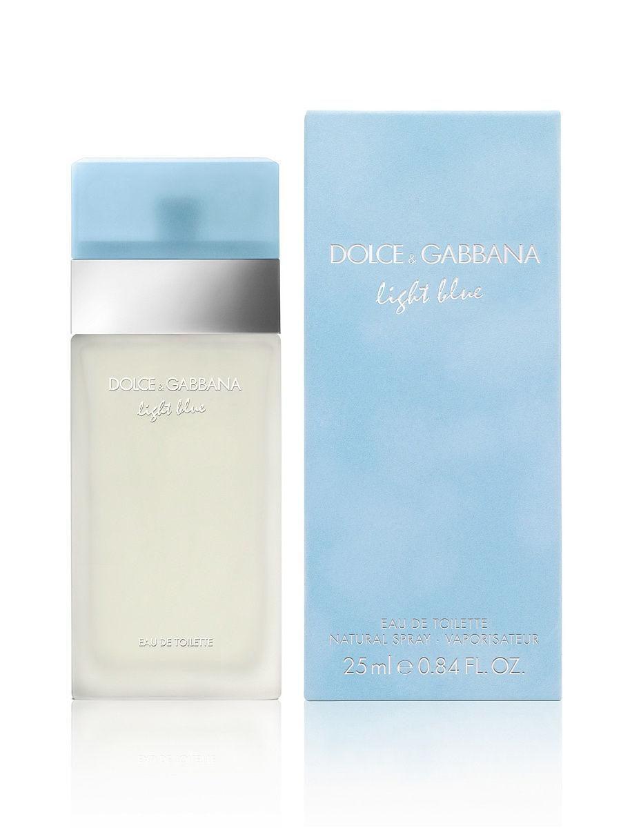Туалетная вода 25 мл Dolce & Gabbana Light Blue