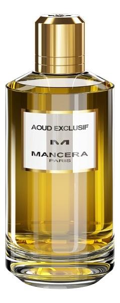 Парфюмерная вода (тестер) 120 мл Mancera Aoud Exclusif