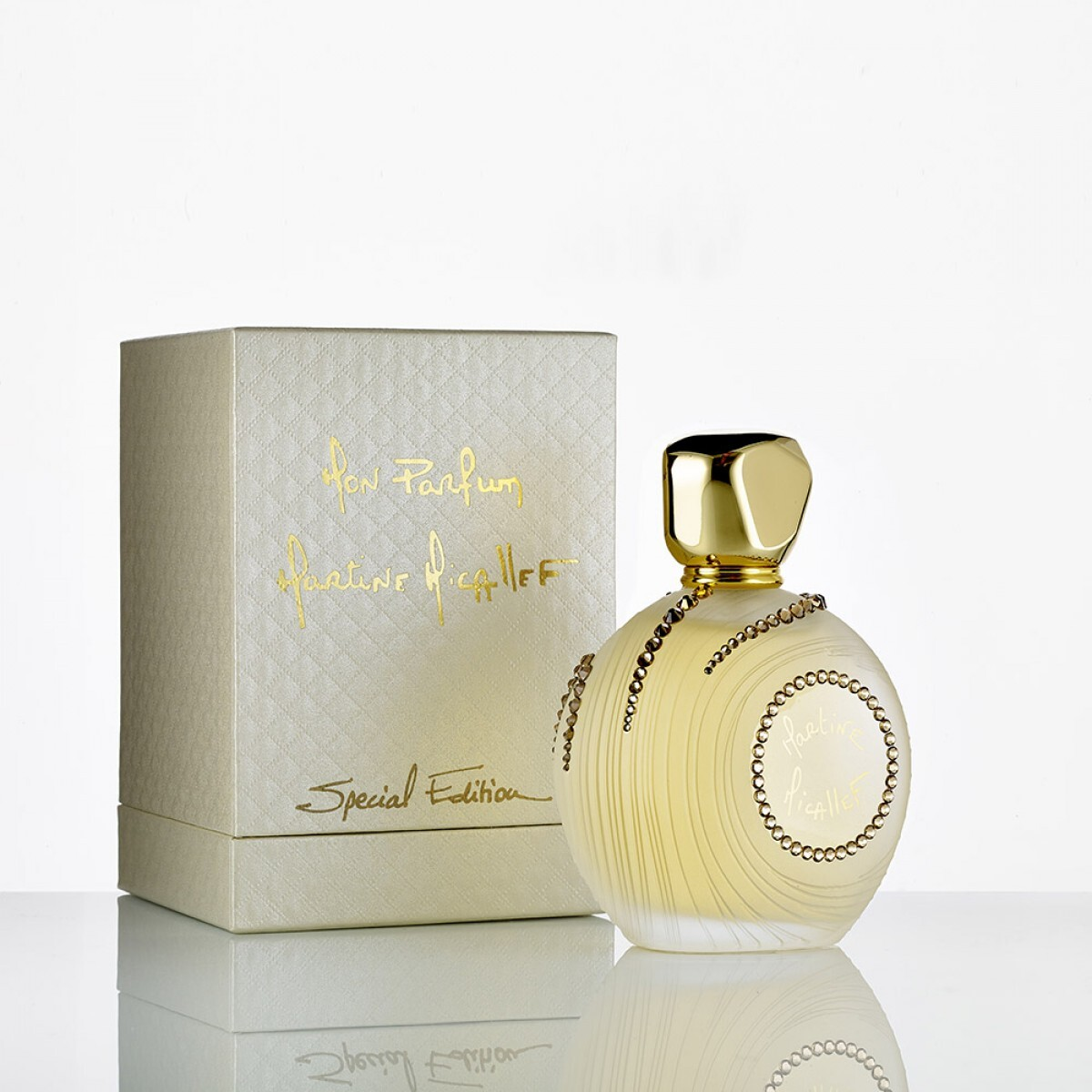 Парфюмерная вода (спец издание) 100 мл M.Micallef Mon Parfum
