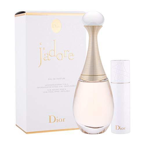 Набор (парфюмерная вода 75 мл + парфюмерная вода 10 мл) Christian Dior J Adore