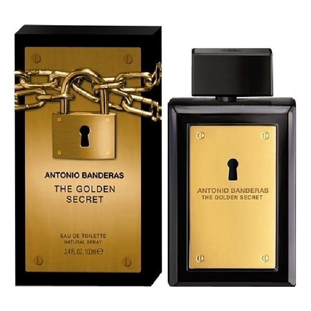 Туалетная вода 100 мл Antonio Banderas The Golden Secret