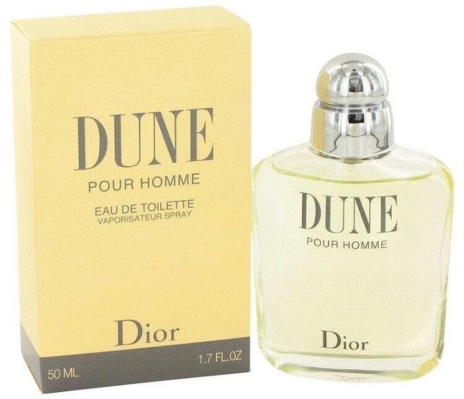 Туалетная вода 50 мл Christian Dior Dune Pour Homme