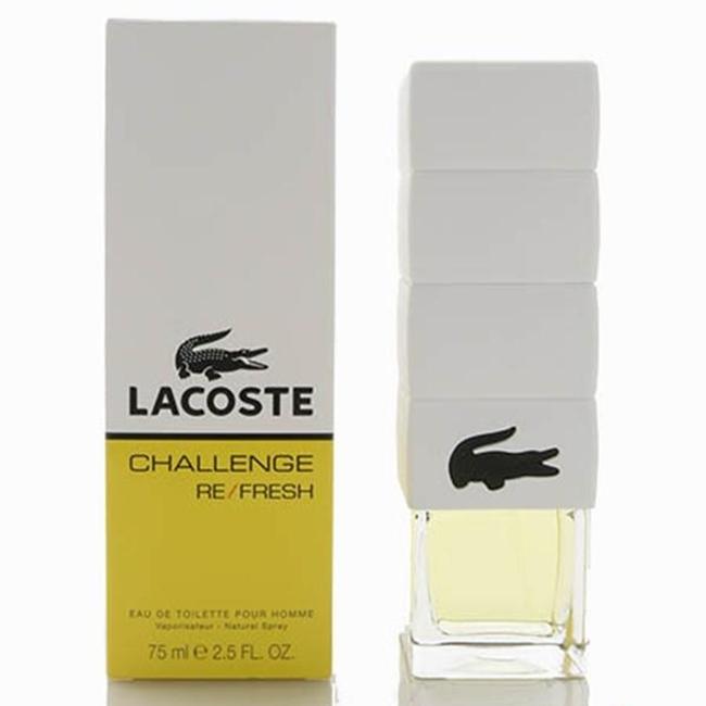 Туалетная вода 75 мл Lacoste Challenge Re Fresh