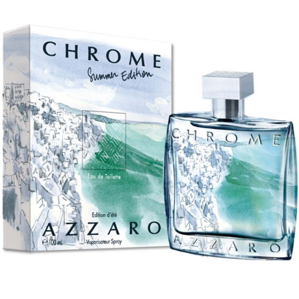 Azzaro Chrome Summer 2013
