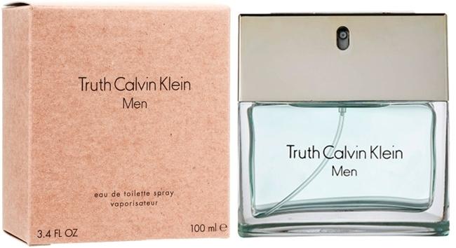 Туалетная вода (тестер) 100 мл Calvin Klein Truth for Men
