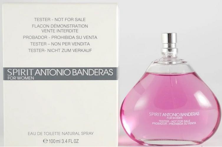 Туалетная вода (тестер) 100 мл Antonio Banderas Spirit For Women