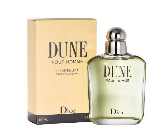 Туалетная вода 100 мл Christian Dior Dune Pour Homme