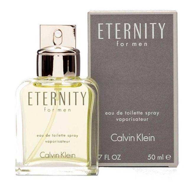 Туалетная вода 50 мл Calvin Klein Eternity For Men