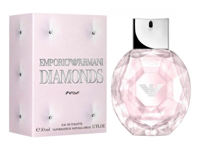 Туалетная вода 50 мл Giorgio Armani Emporio Armani Diamonds Rose
