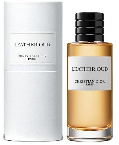 Парфюмерная вода 125 мл Christian Dior Leather Oud 2018