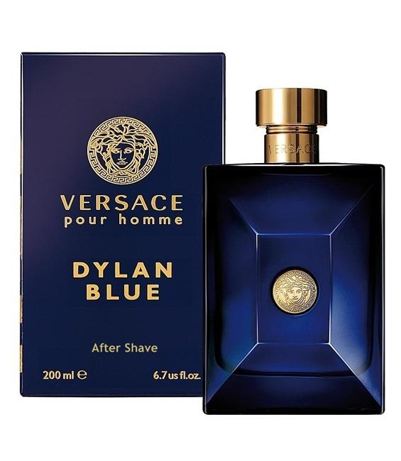 Лосьон после бритья 200 мл Versace Versace Pour Homme Dylan Blue