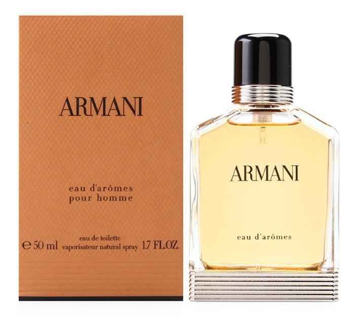 Giorgio Armani Eau d Aromes