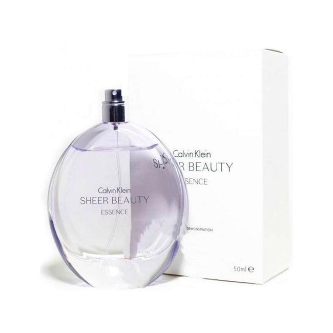 Туалетная вода (тестер) 50 мл Calvin Klein Sheer Beauty Essence