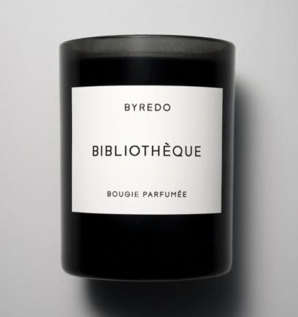 Свеча 240 мл Byredo Bibliotheque