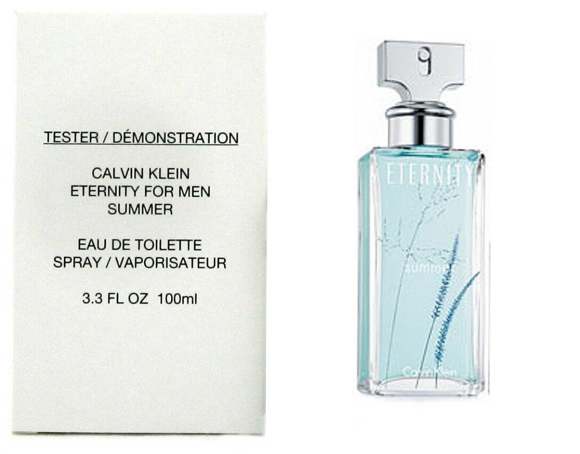 Парфюмерная вода (тестер) 100 мл Calvin Klein Eternity Summer for Men 2006
