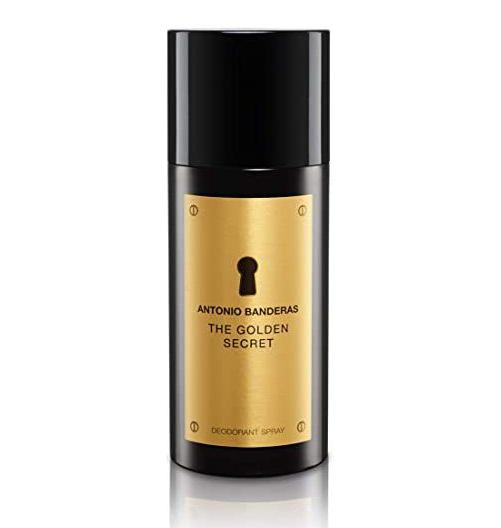 Дезодорант-спрей 150 мл Antonio Banderas The Golden Secret