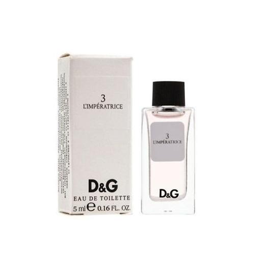 Туалетная вода 5 мл Dolce & Gabbana DG Anthology L Imperatrice 3