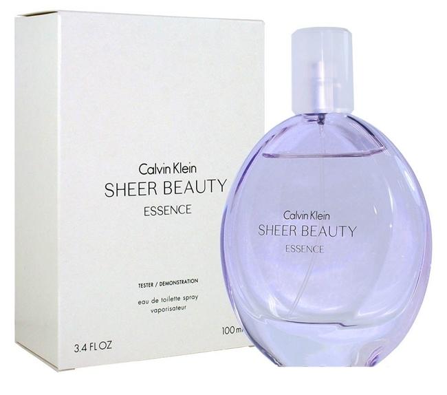 Туалетная вода (тестер) 100 мл Calvin Klein Sheer Beauty Essence