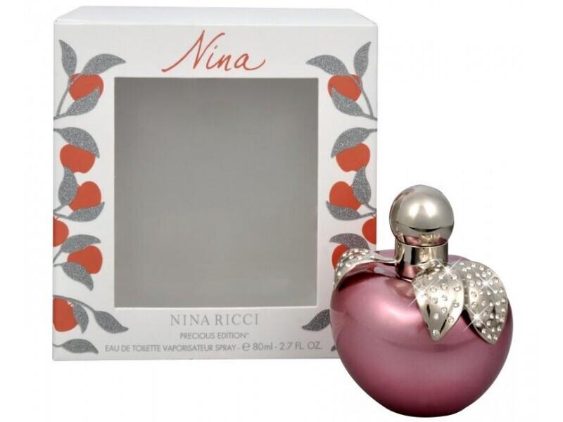 Туалетная вода 80 мл Nina Ricci Nina Precious Swarovski Edition