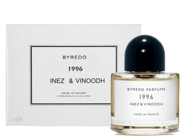 Парфюмерная вода 100 мл Byredo 1996 Inez and Vinoodh