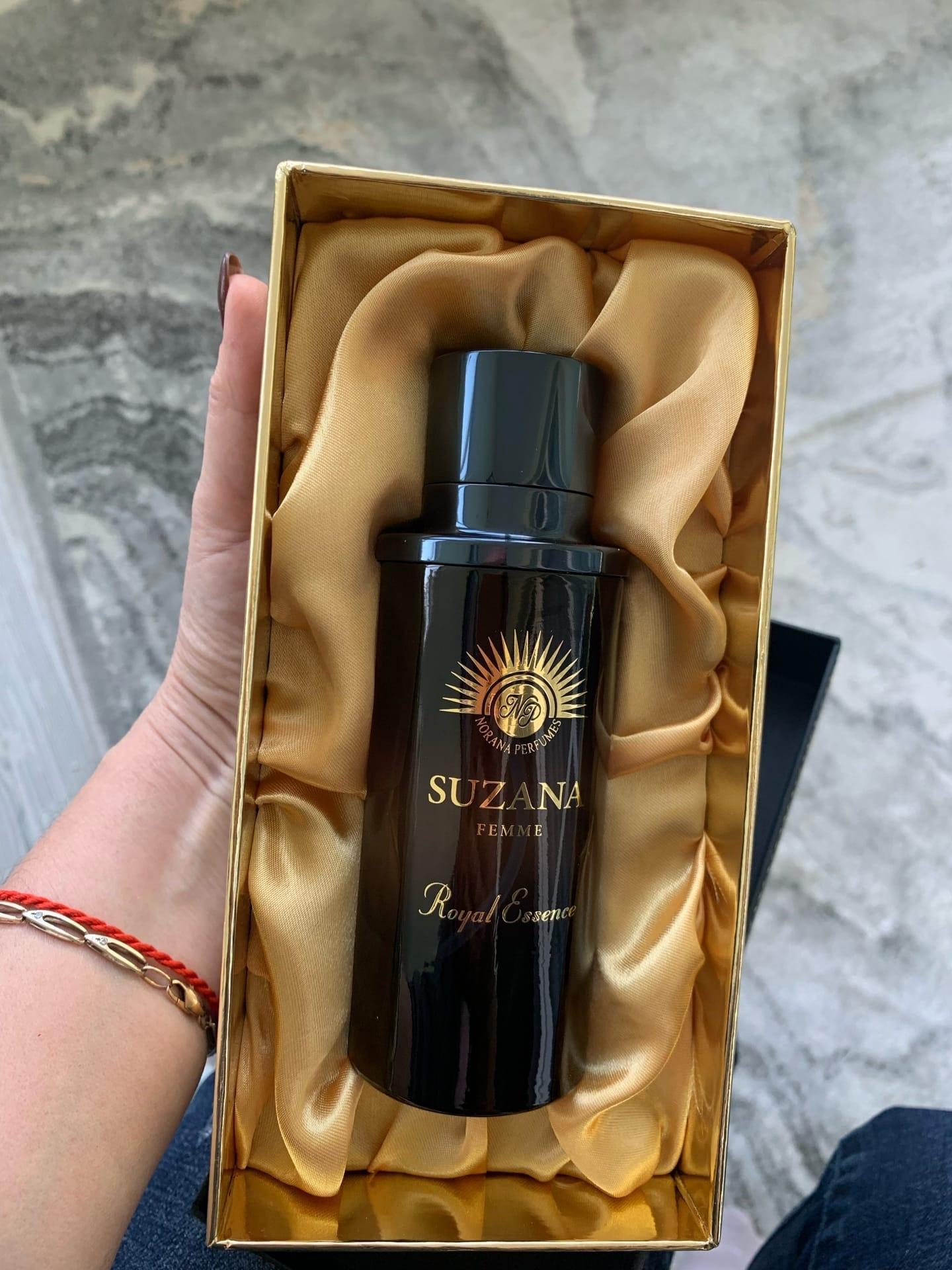 Парфюмерная вода 75 мл Noran Perfumes Suzana